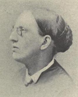 Portrait of Caroline Wells Healey Dall, ca.1872