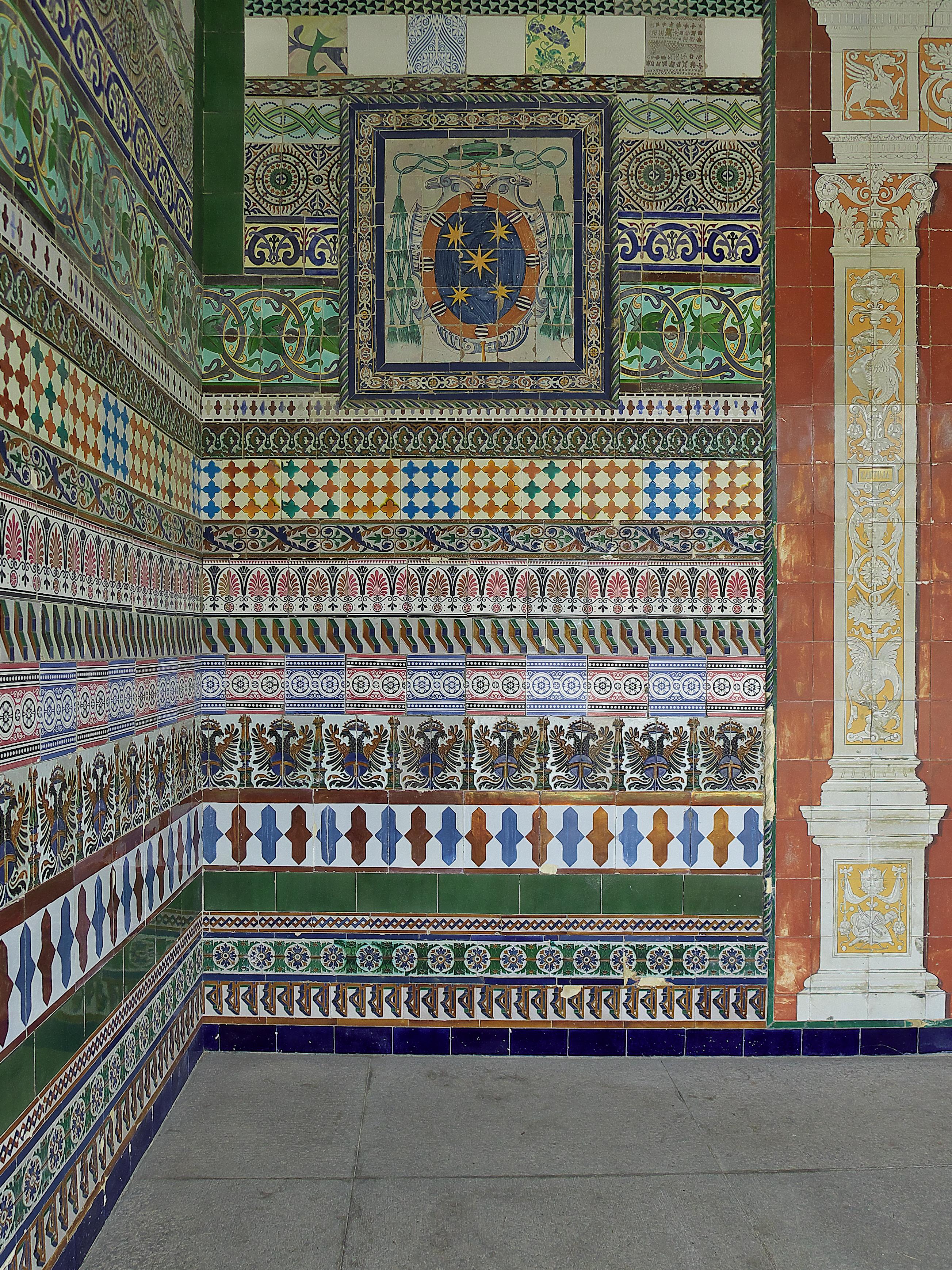 File cartuja de sevilla wikimedia commons for Azulejos antiguos sevilla