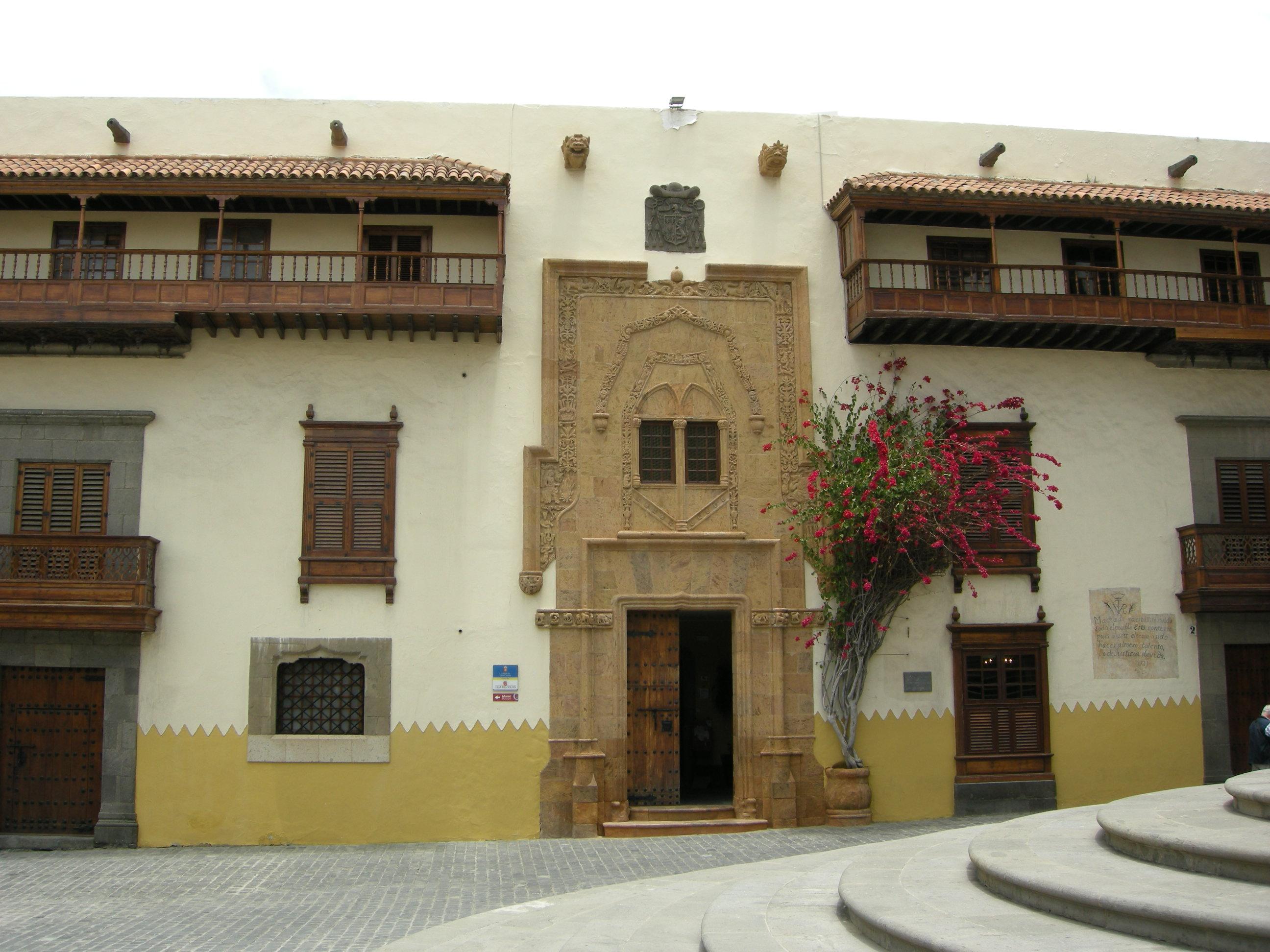 File casa de colon las palmas 02 jpg wikimedia commons - Casa activa las palmas ...