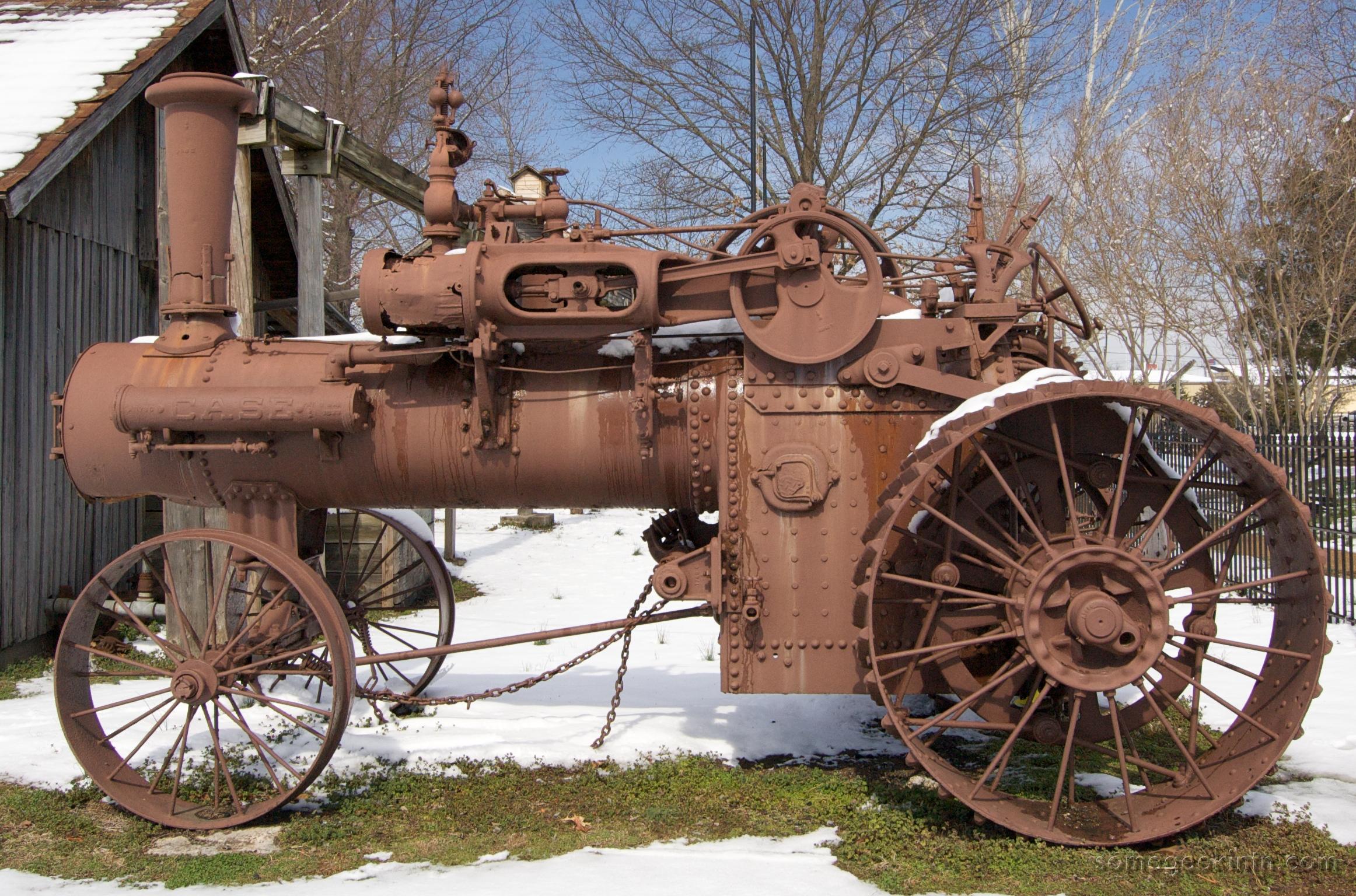 Vintage Tractor Photos 33