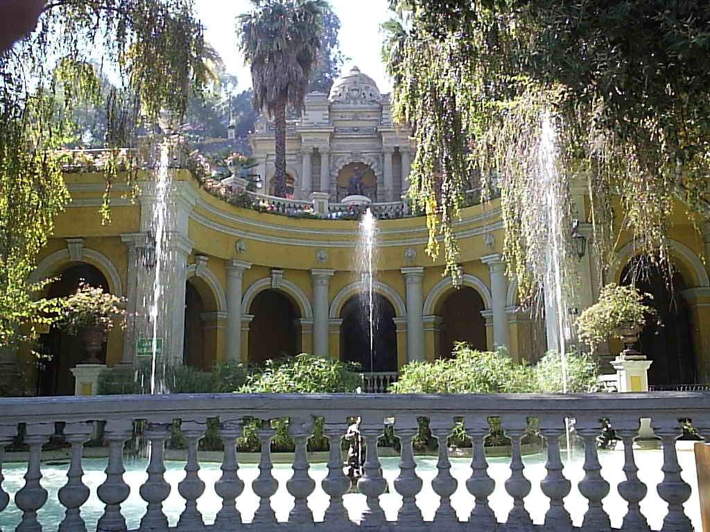 Cerro Santa Lucía - Wikipedia, la enciclopedia libre