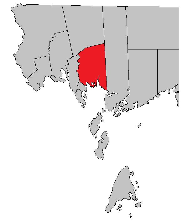 Saint Patrick Parish, New Brunswick