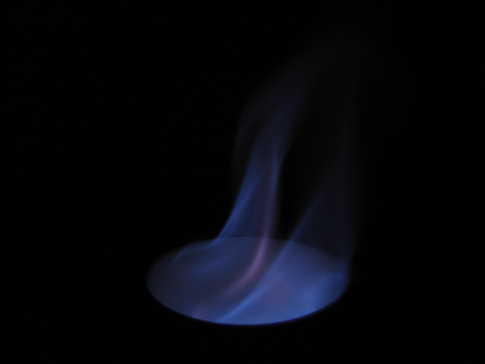 The Combustion Of Natural Gas Spontaneous Nonspontaneous