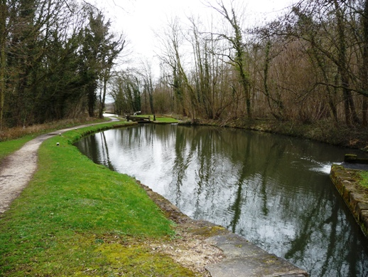 Chesterfield Canal pound