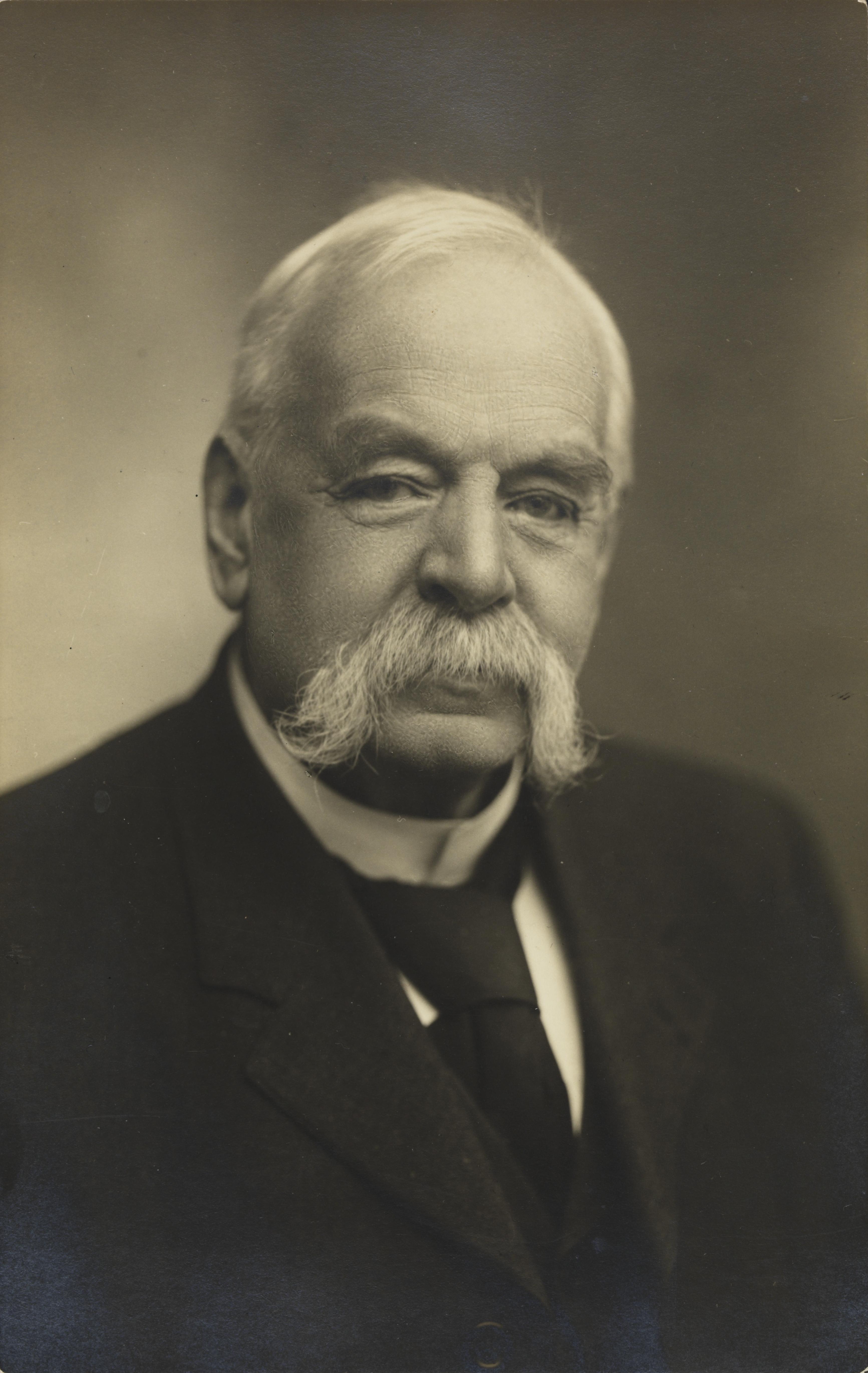 Image of Christian Samuel Eyde from Wikidata