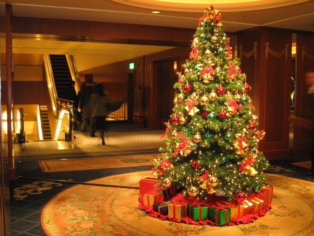 BestandChristmas Tree At The Westin Tokyojpg Wikipedia