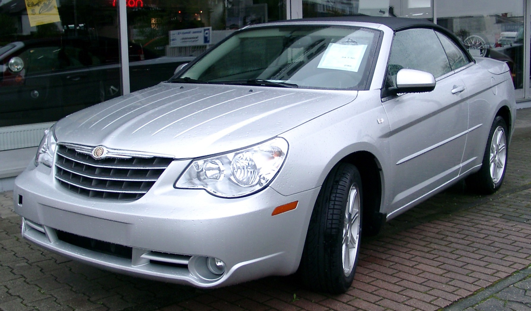 2008 chrysler sebring lx convertible 2 4l auto. Black Bedroom Furniture Sets. Home Design Ideas