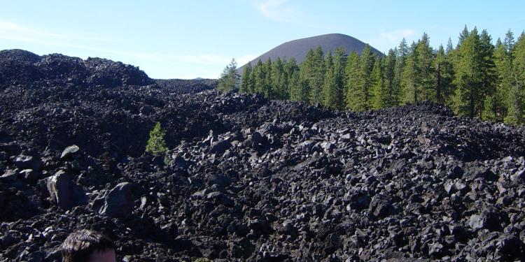 File Cinder Cone from the Fantastic Lava Beds in Lassen VNP 750px
