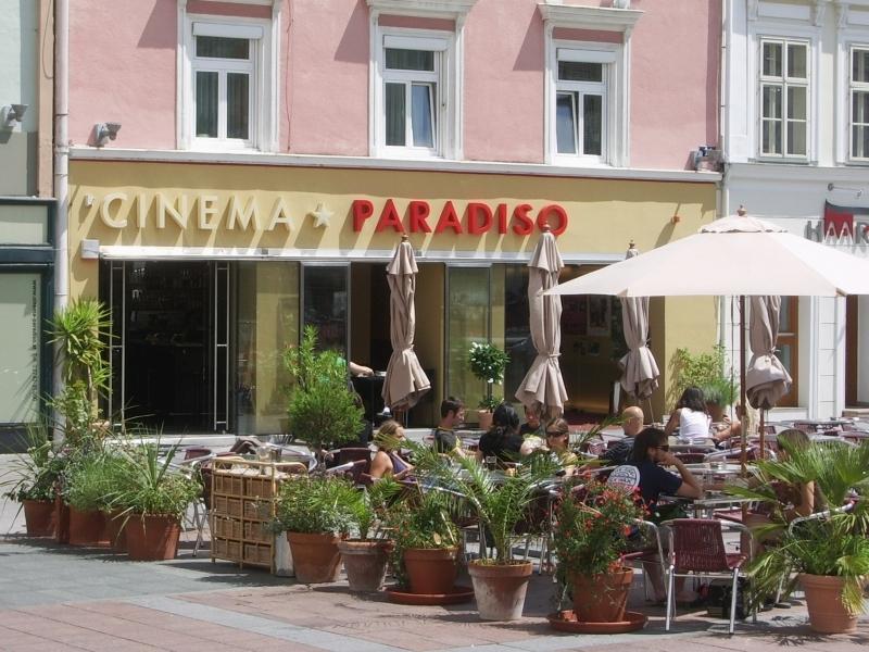 Paradiso Kino Regensburg