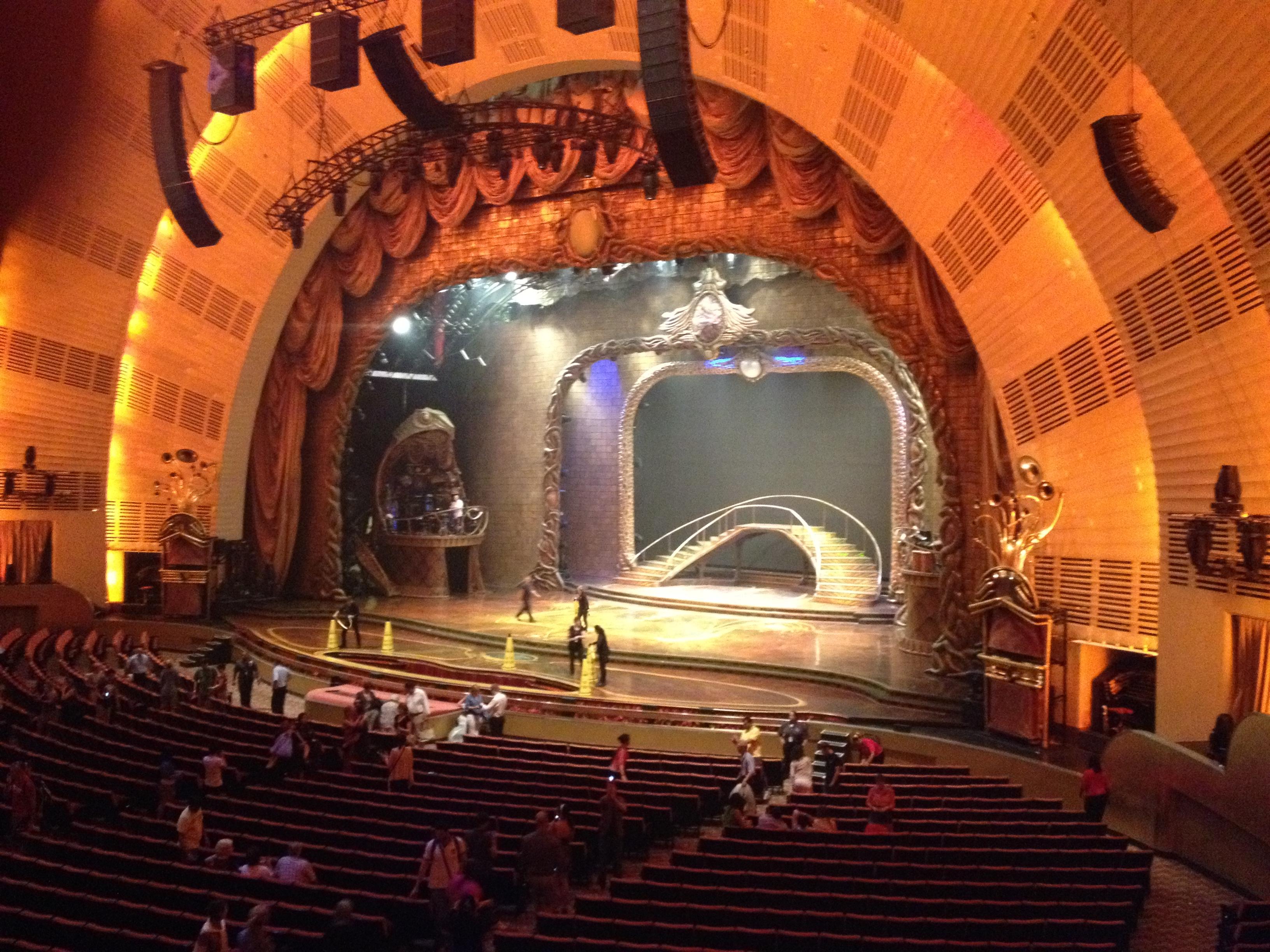 File Cirque Du Soleil Zarkana At Radio City Music Hall Jpg Wikimedia Commons