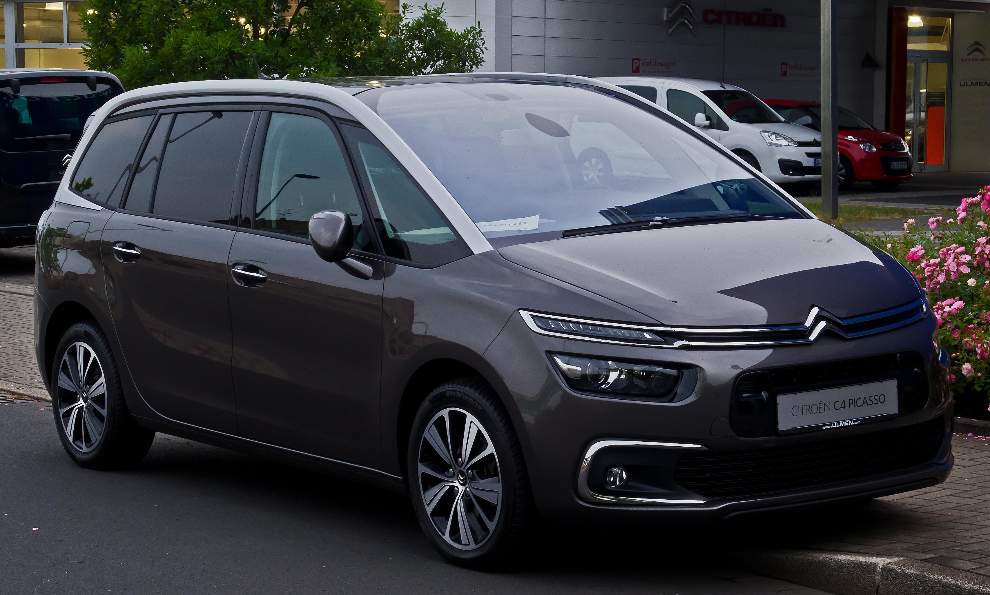 File:Citroën Grand C4 Picasso (II, Facelift ...