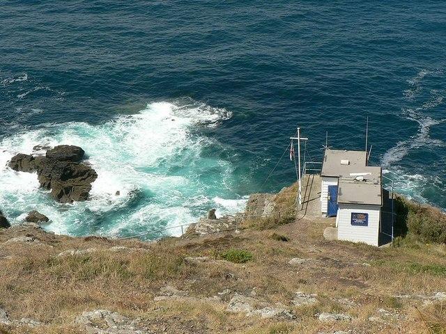 Coastwatch Station, Cape Cornwall - geograph.org.uk - 221992