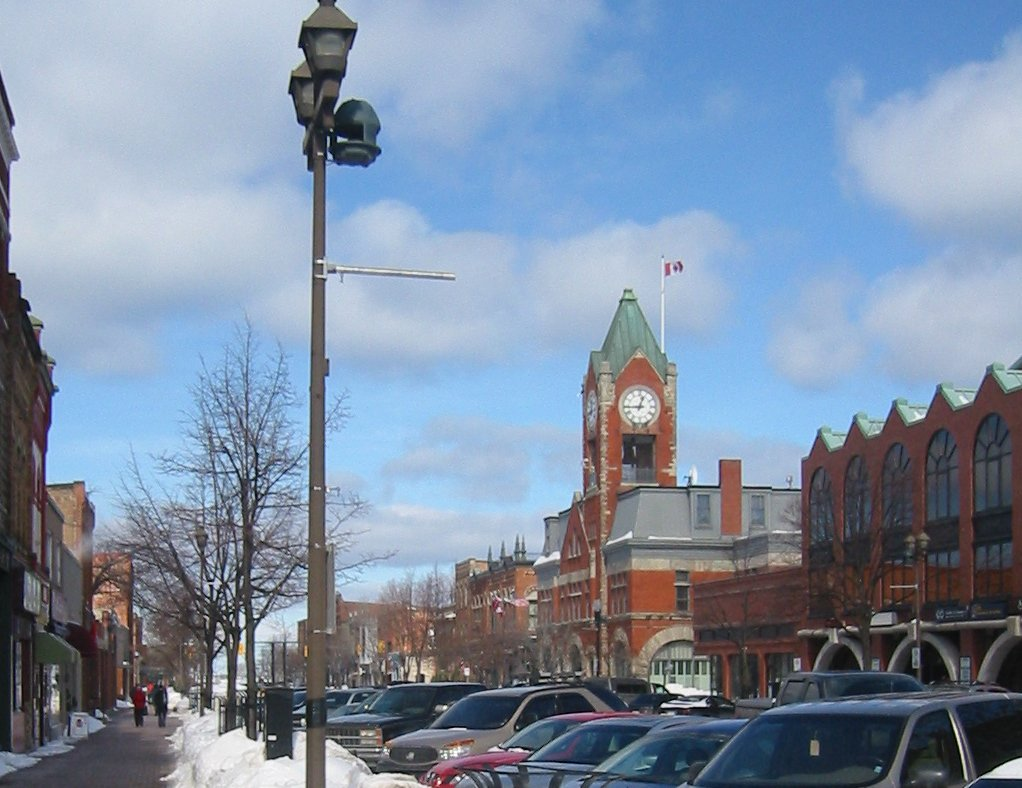Collingwood (Ontario) - Travel guide at Wikivoyage