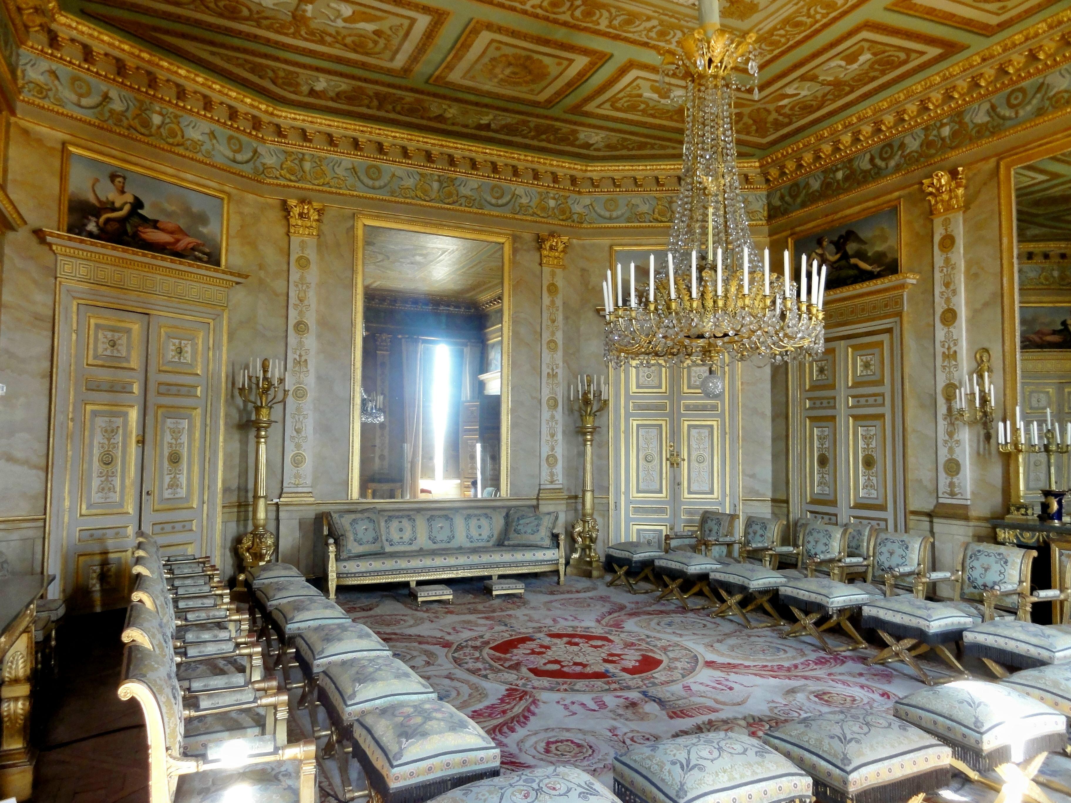 File compi gne 60 palais salon des dames d 39 honneur 1 for Salon 2000 compiegne