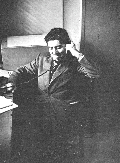 Image of Cornell Capa from Wikidata