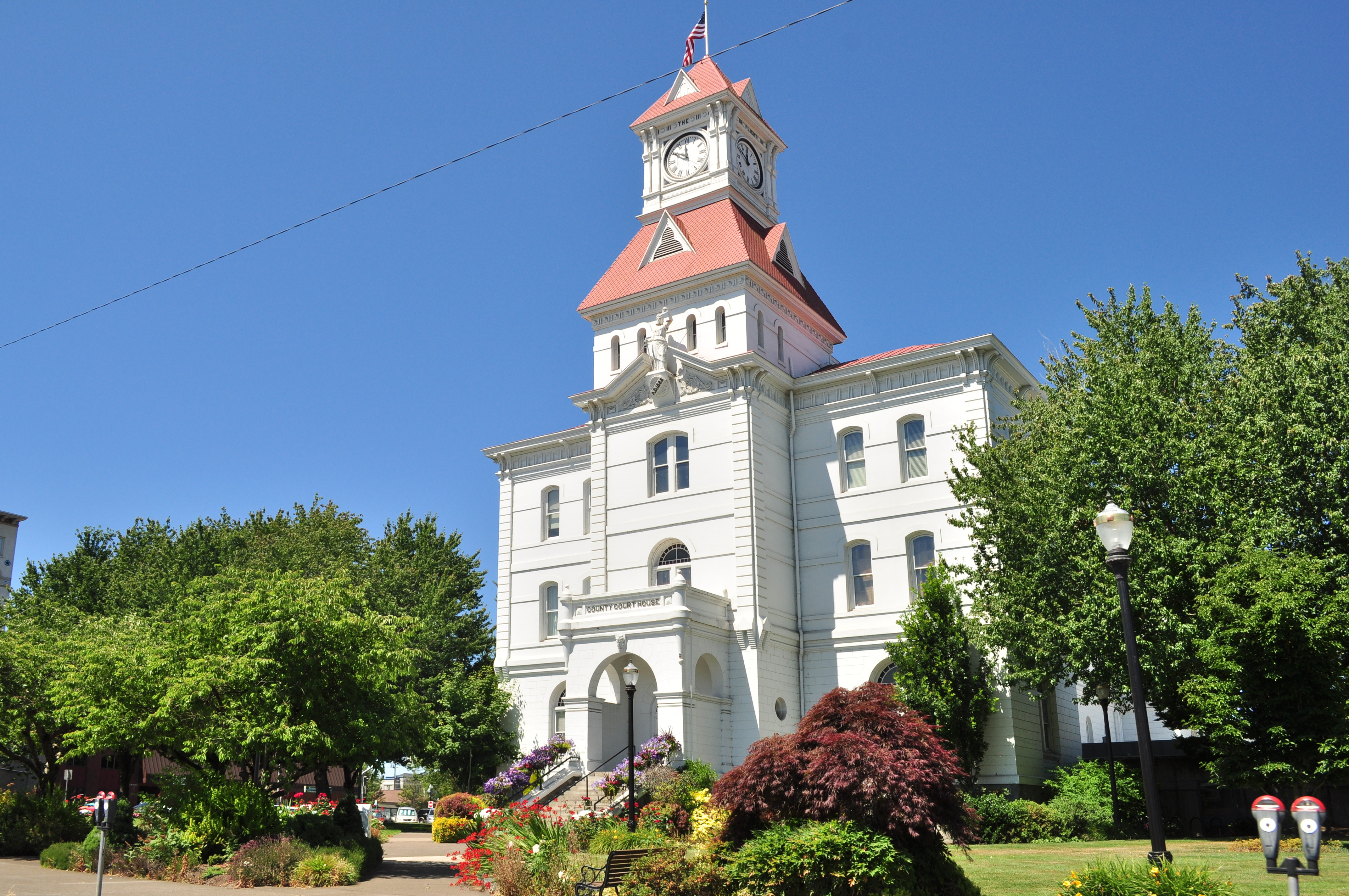 Benton County, Oregon - Wikipedia