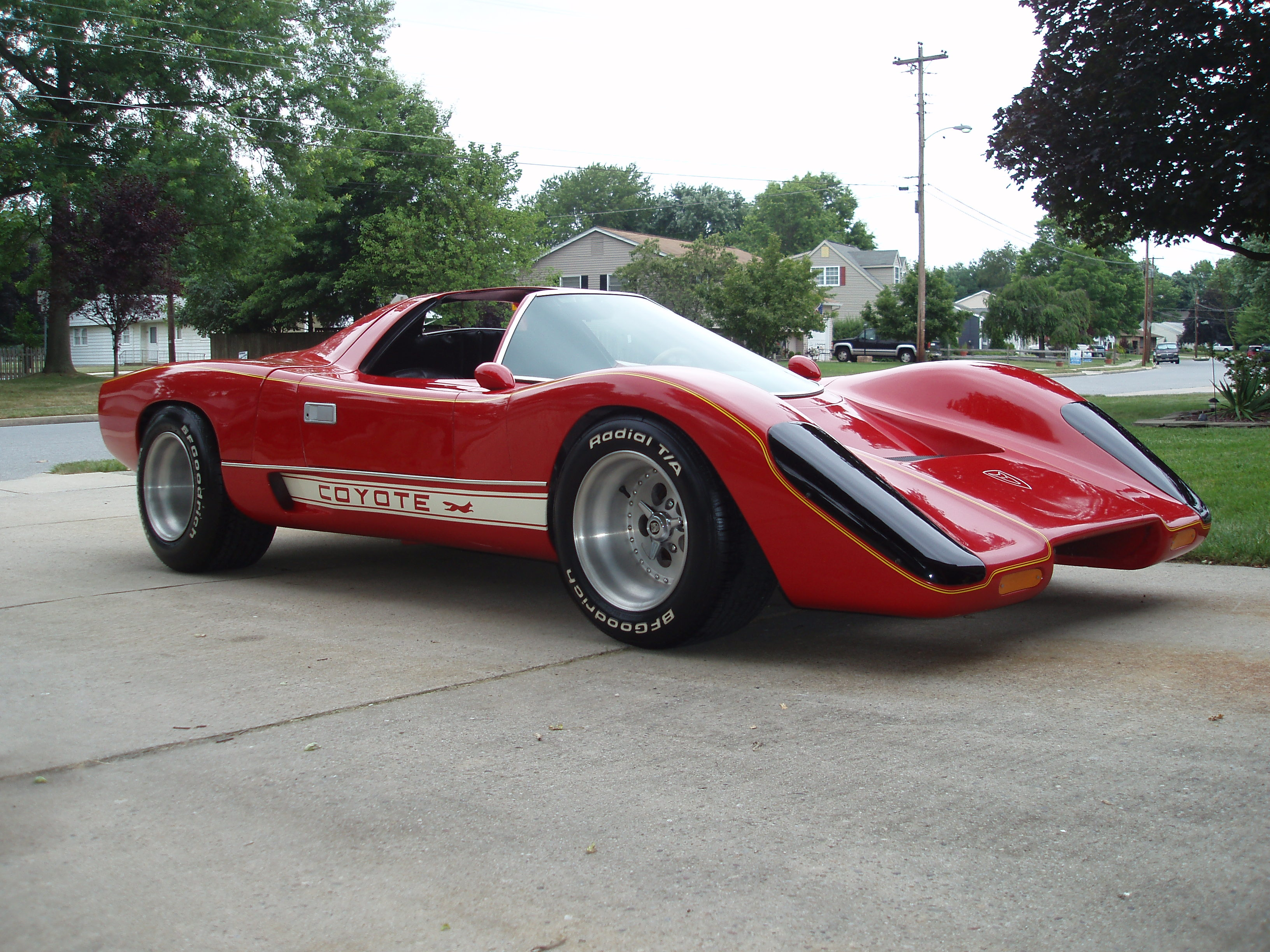 Manta Race Car For Sale