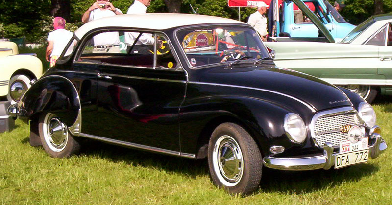 File Dkw Au 1000 Coupe 1958 Jpg Wikimedia Commons