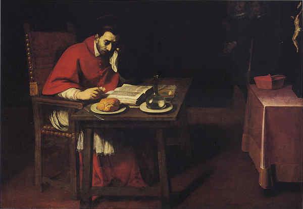 File:Daniele Crespi - Supper of St Carlo Borromeo.jpg