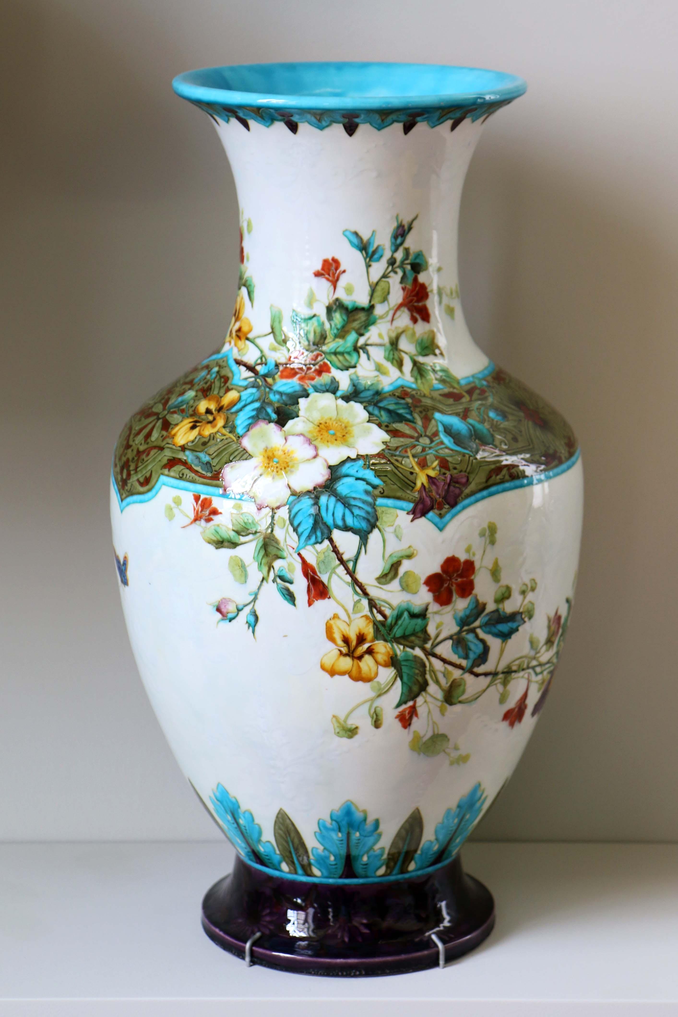Decor Grand Vase Boule