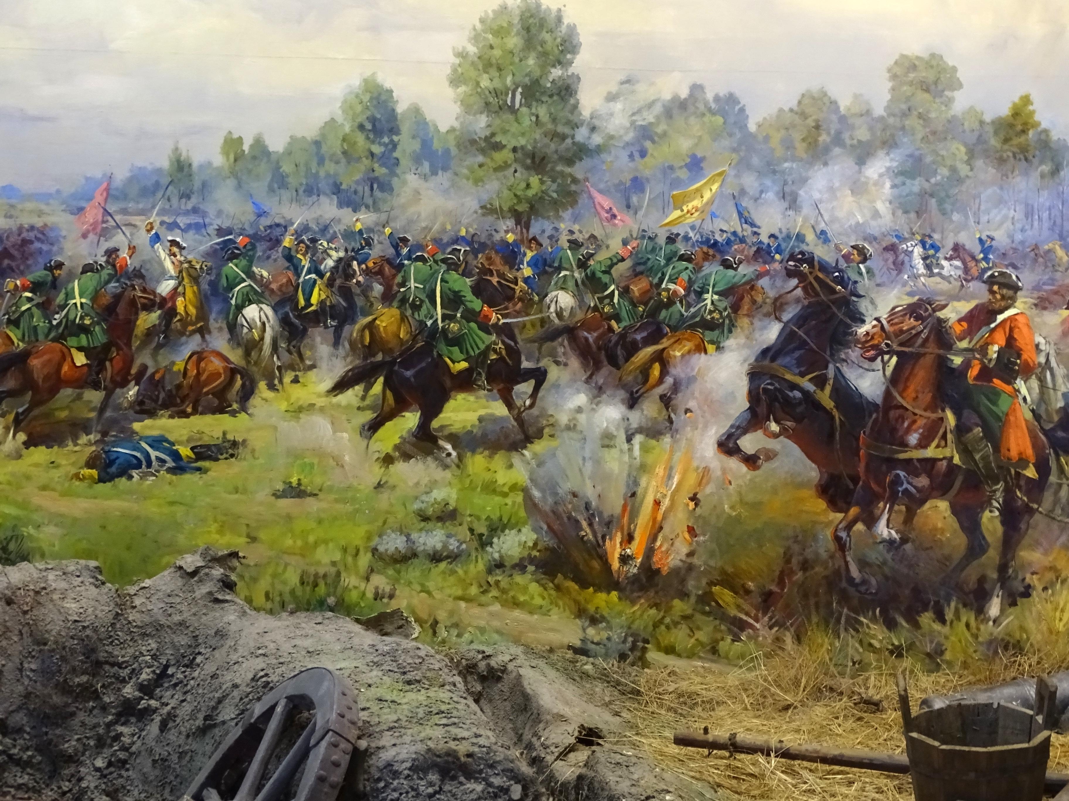 Картинки полтавская битва, красивыми