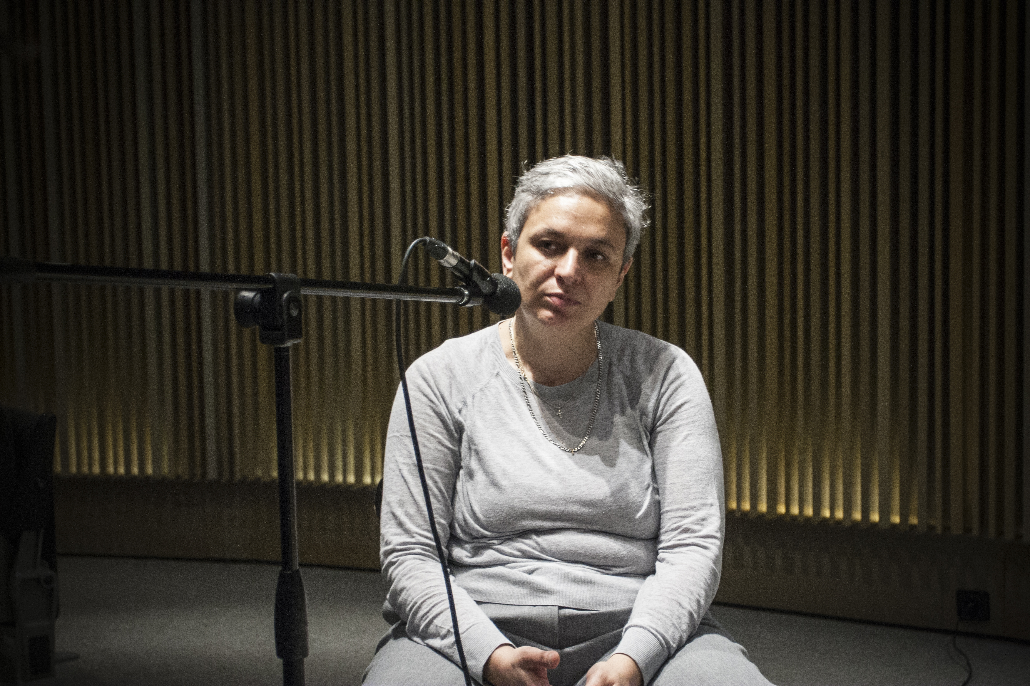 Image of Dora Garcia from Wikidata