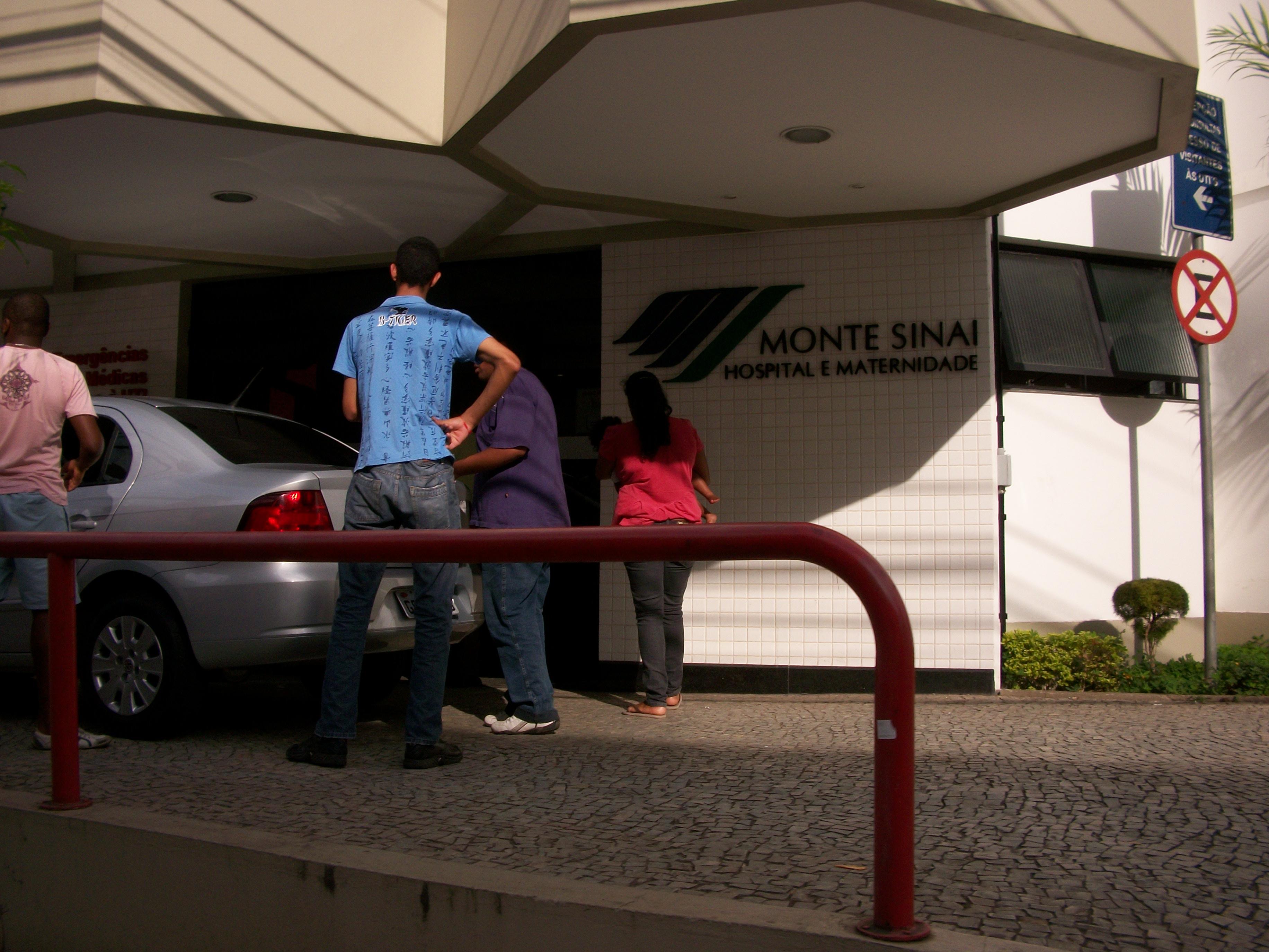 FileEntrada Do Hospital Monte Sinai