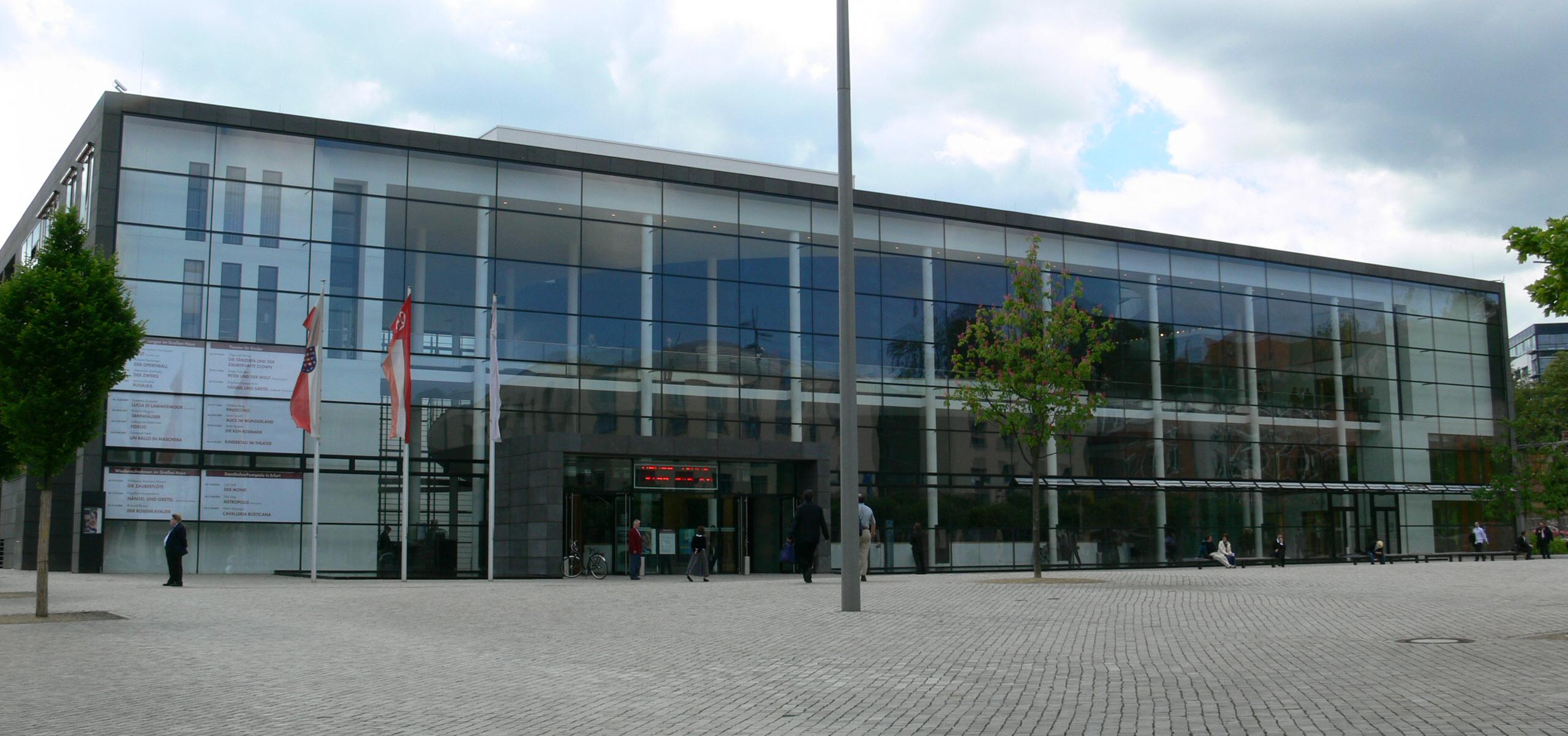 Theaterplatz 2 Erfurt