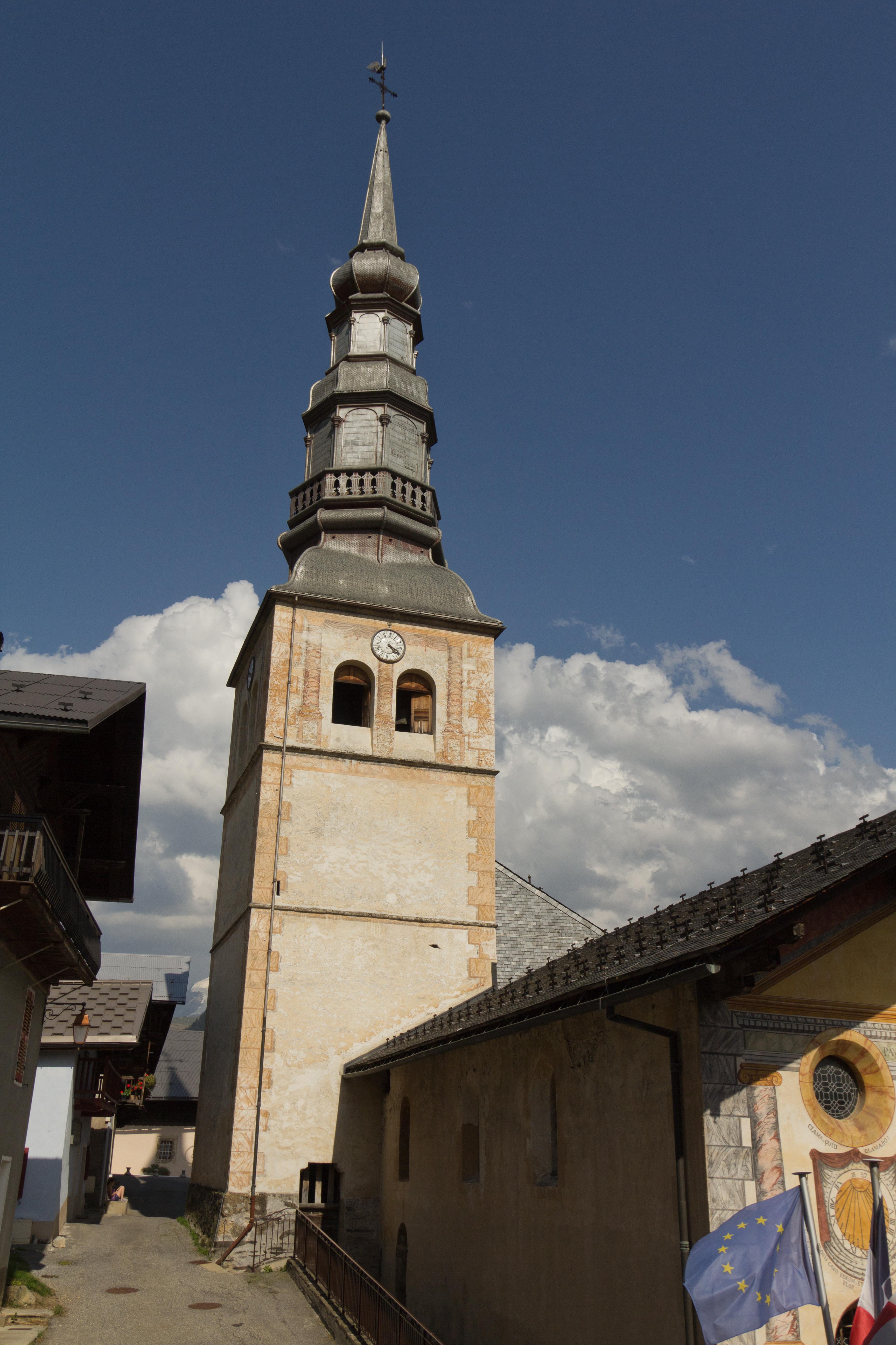 Narbonne Version 3 1: File:Face Ouest Du Clocher De L'église Saint-Jacques D