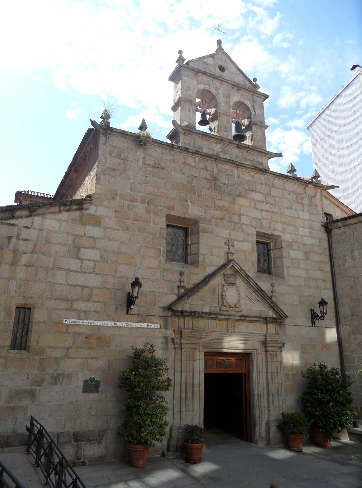 Iglesia de santo domingo orense wikipedia la for Viveros ourense