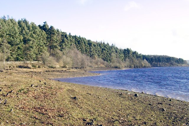 Fewston Reservoir - geograph.org.uk - 5394