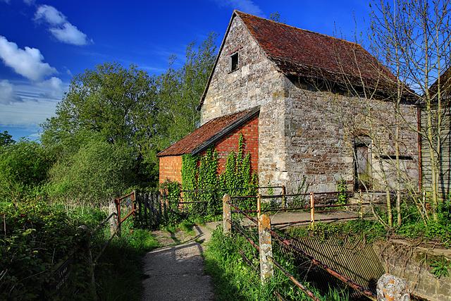 Fiddleford Mill - geograph.org.uk - 1290469