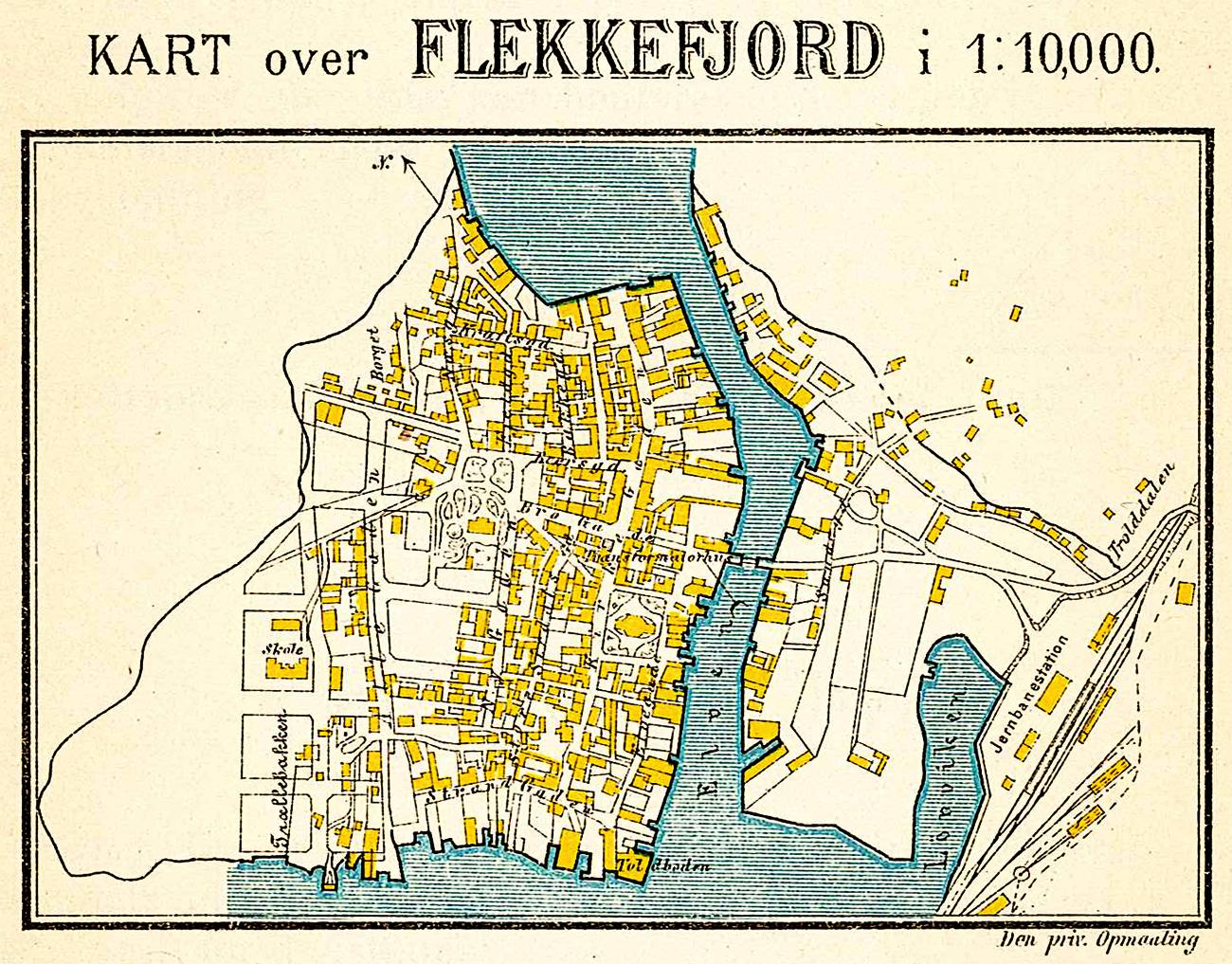 FileFlekkefjord map 1903jpg Wikimedia Commons