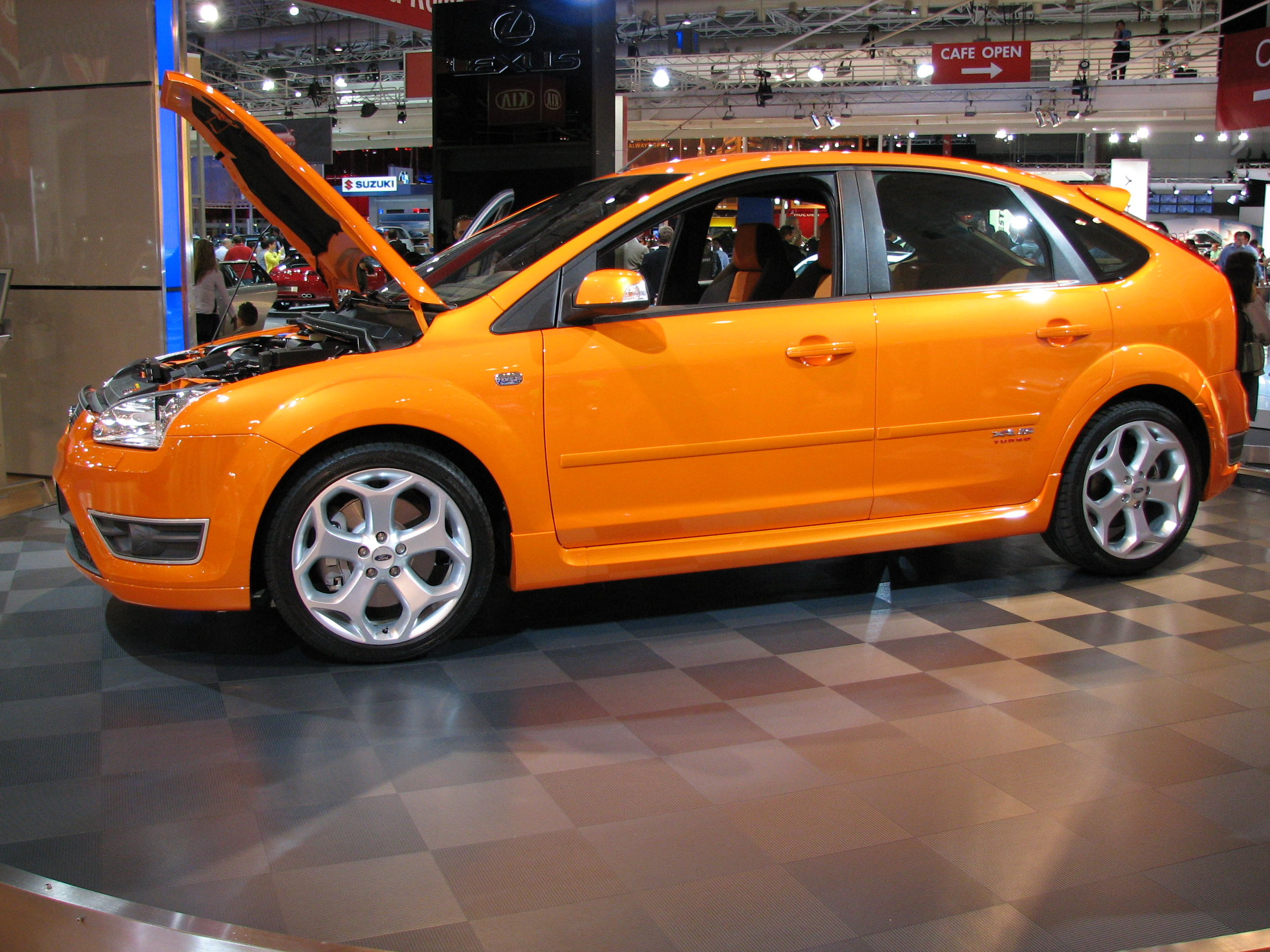 orange ford focus xr5 turbo for sale images. Black Bedroom Furniture Sets. Home Design Ideas