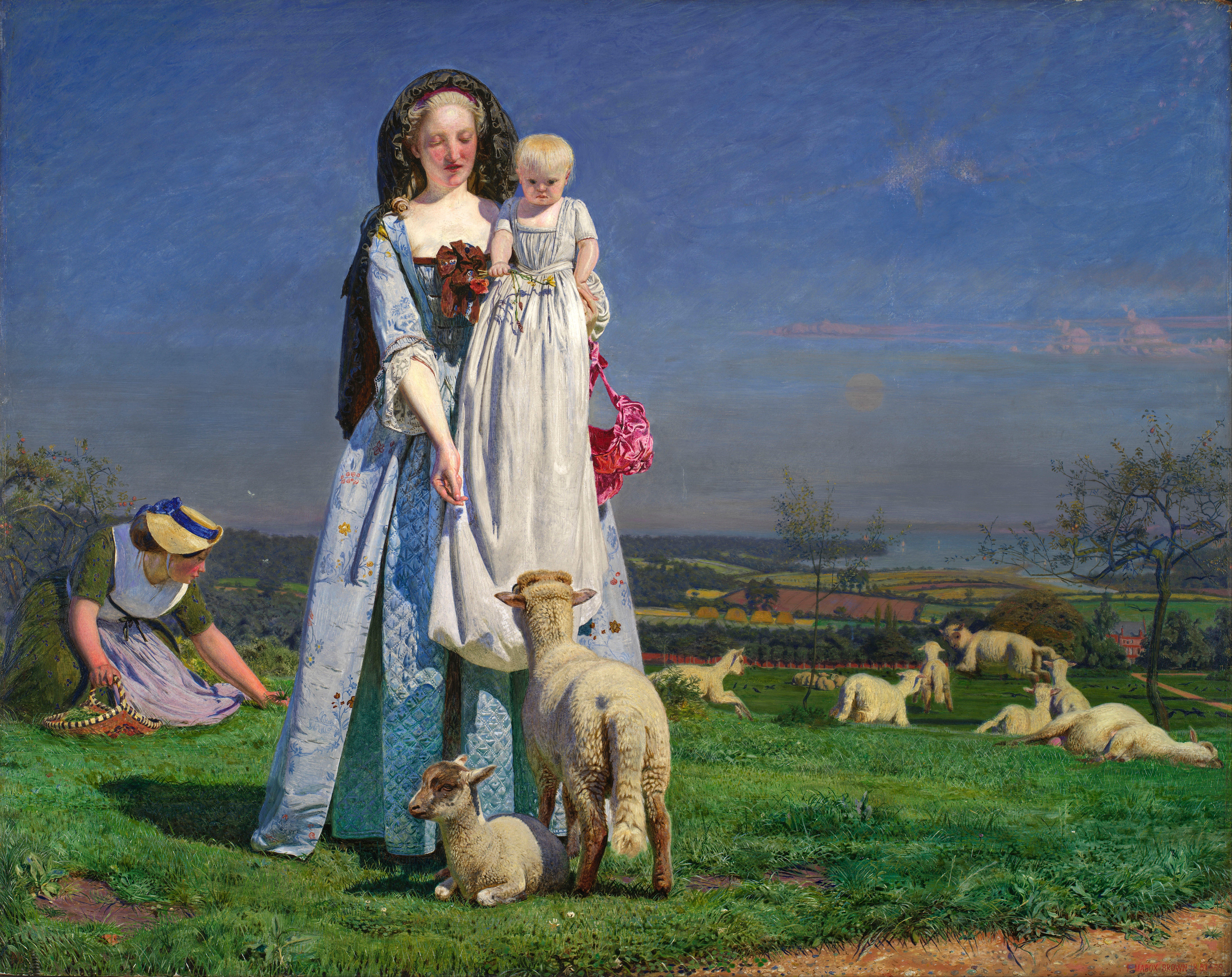 The Pretty Baa Lambs Wikipedia
