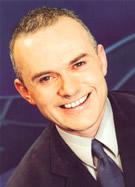 Frank Mitchell (presenter) Northern Ireland TV and radio presenter