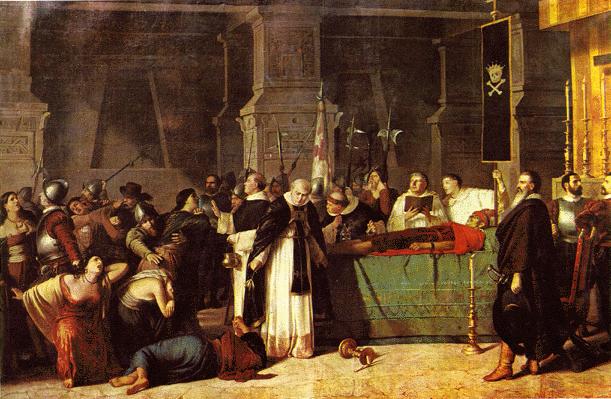 Death of Atahuallpa