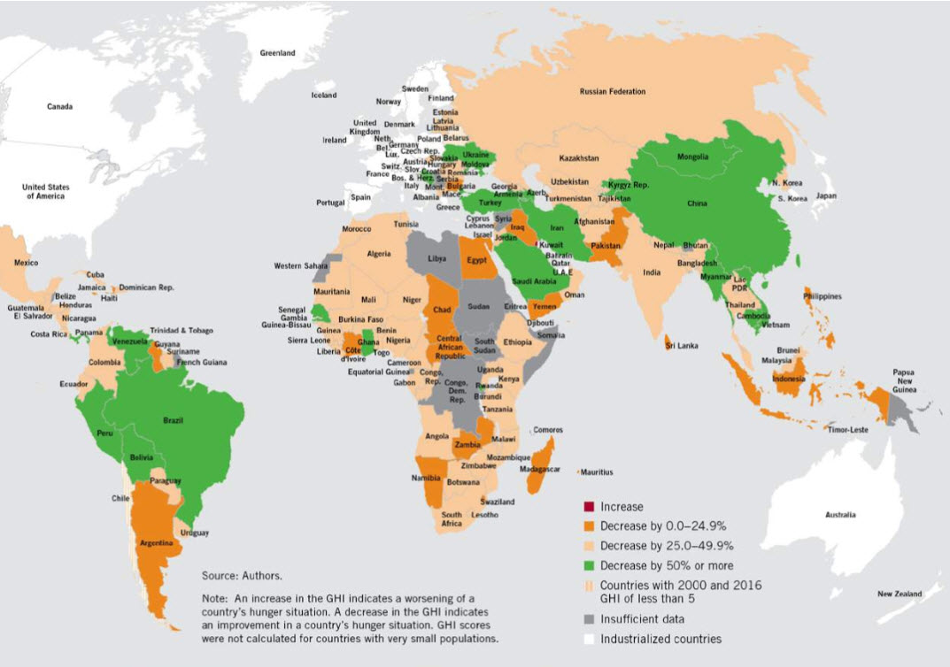 Global Hunger Index   Wikipedia