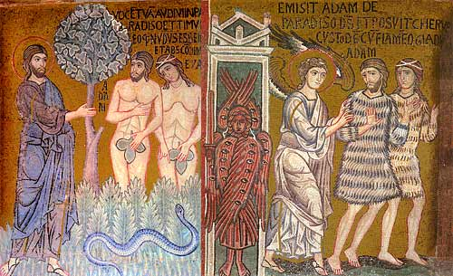 mosaíco do século XII