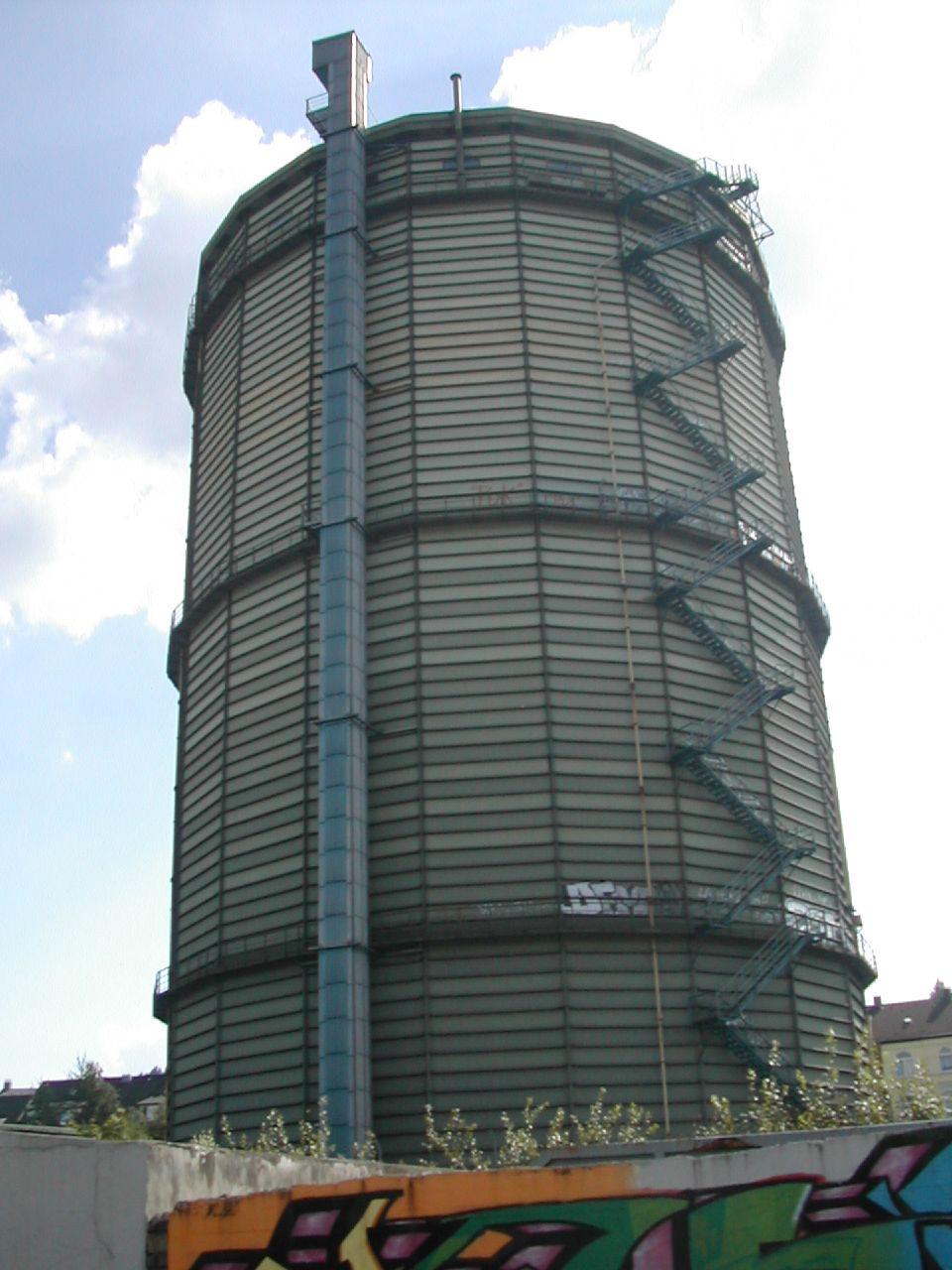 Gasbehälter Heckinghausen – Wikipedia