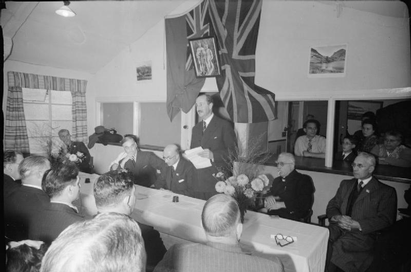 File:George Cross Club- Rest and Recreation For Maltese Merchant Seamen in Cardiff, Wales, UK, September 1944 D22243.jpg