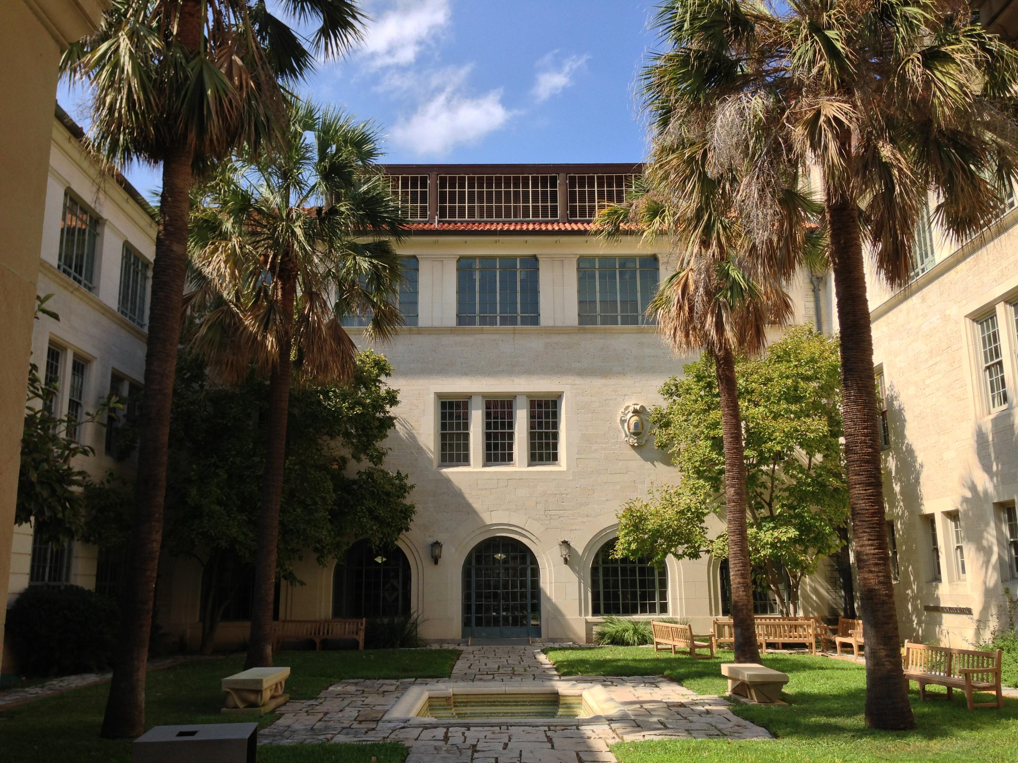 university of texas at austin thesis