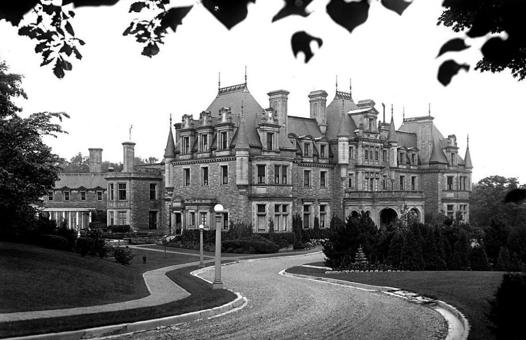 File Government House Rosedale Toronto Fonds 16 Series