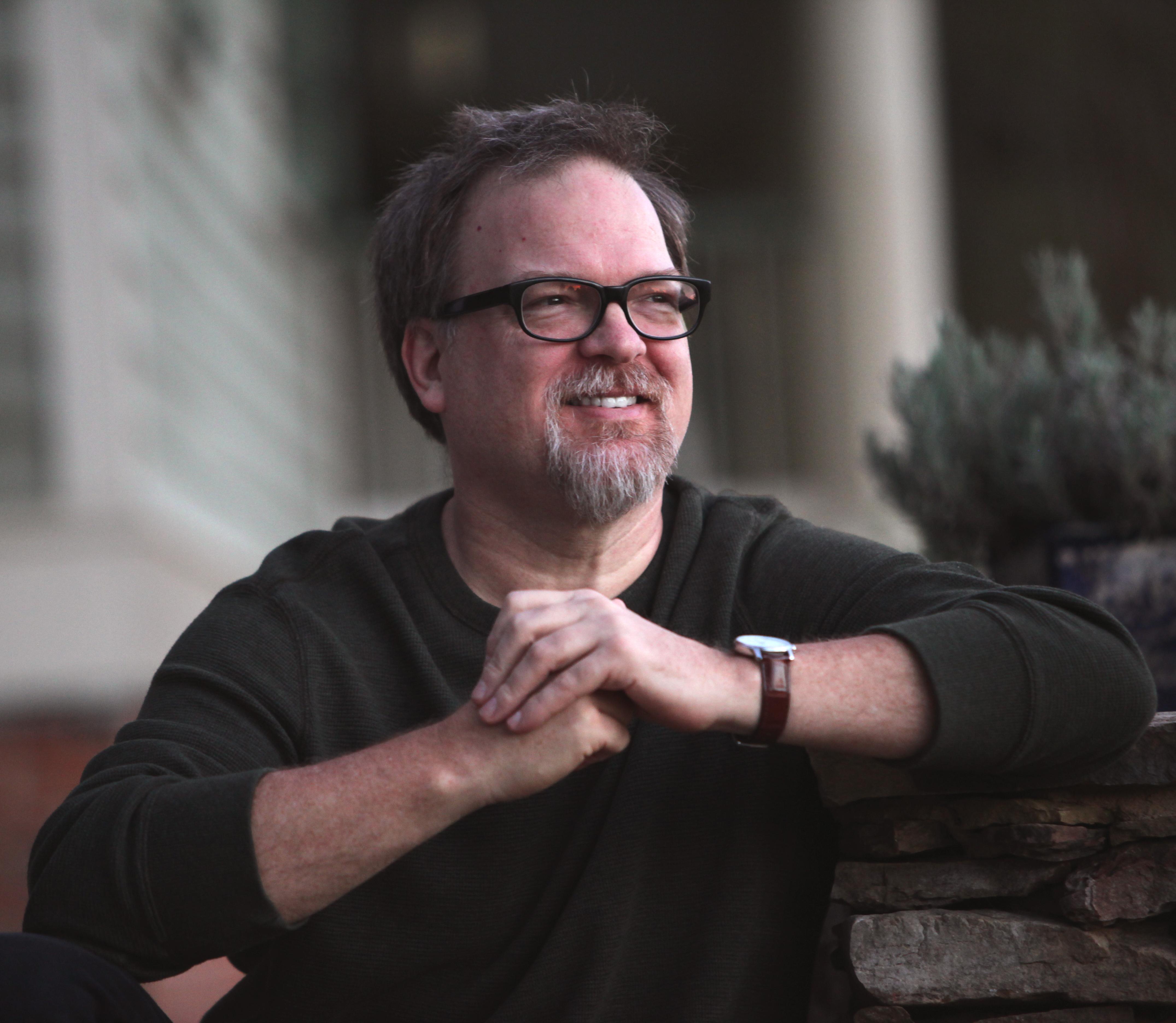 Greg Iles in 2013