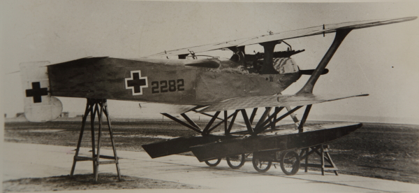 Hansa-Brandenburg W.32