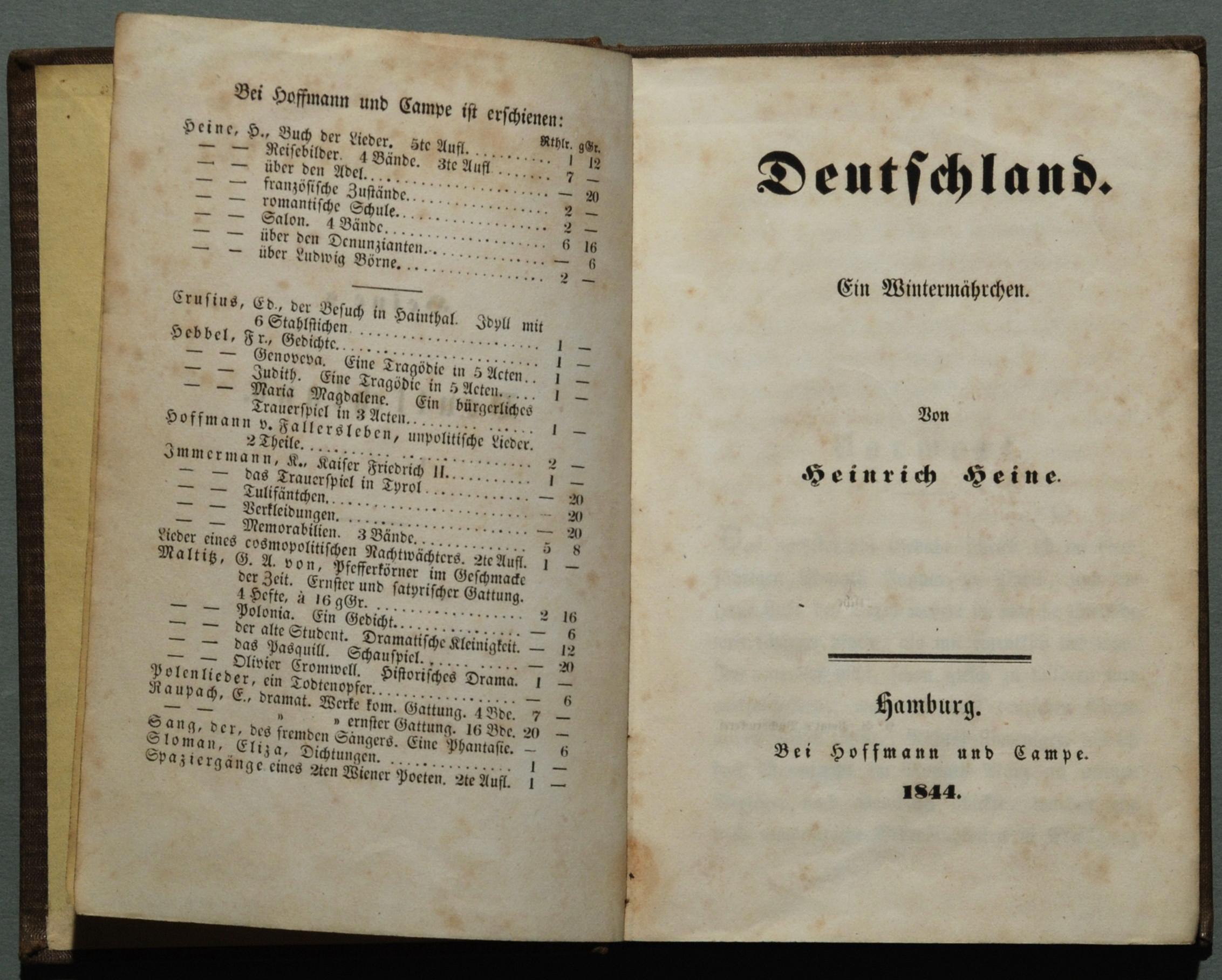 File Heine Deutschland Ein Winterm Rchen