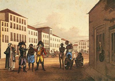 Resultado de imagem para Henry Chamberlain escravos