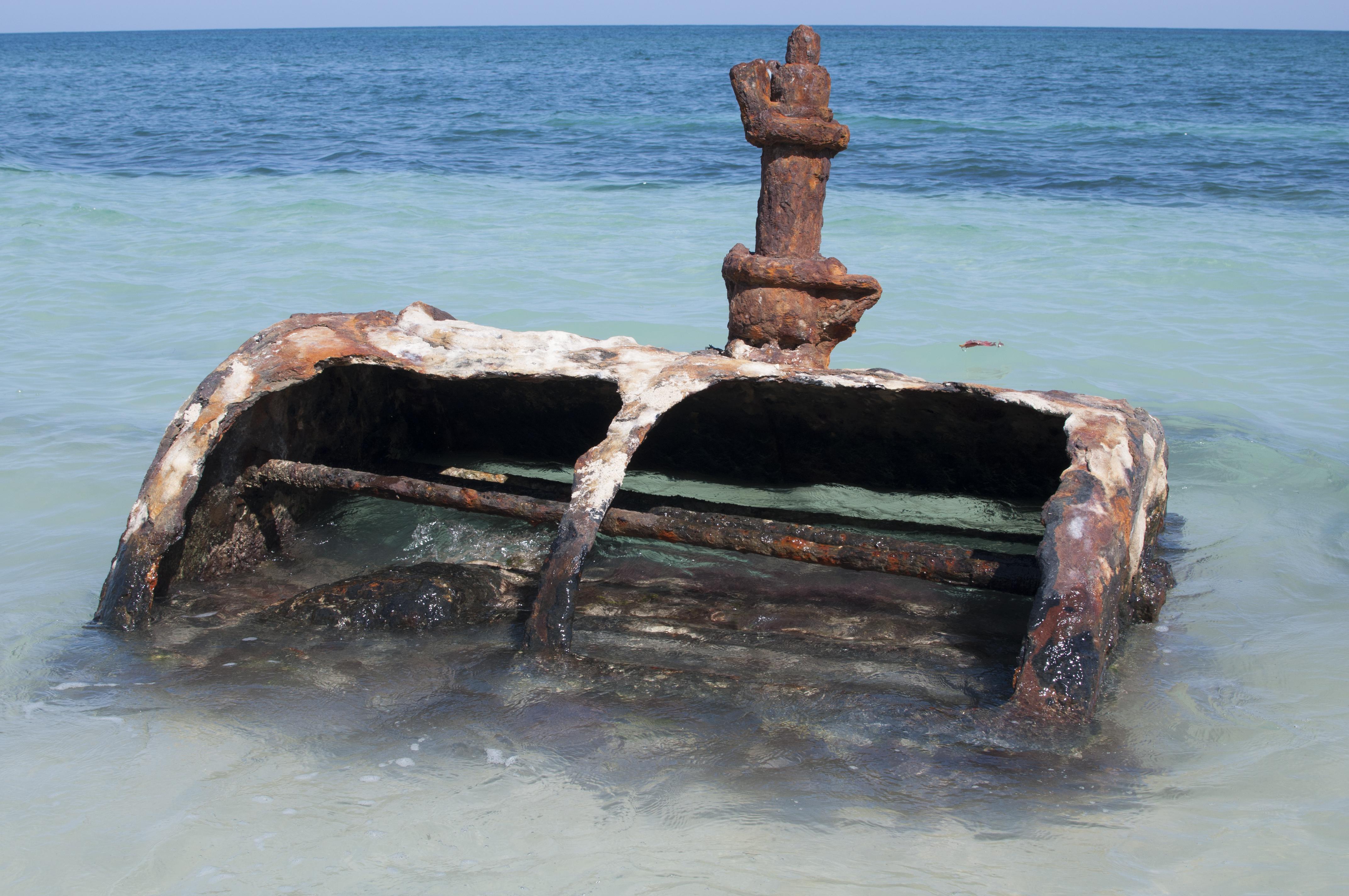 FileHopewell Hanover Jamaica Steamship Wreck Photo D