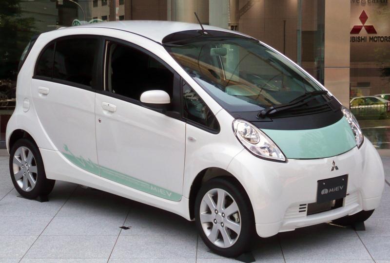 Найкращі електромобілі 2020 року  Mitsubishi I-MiEV