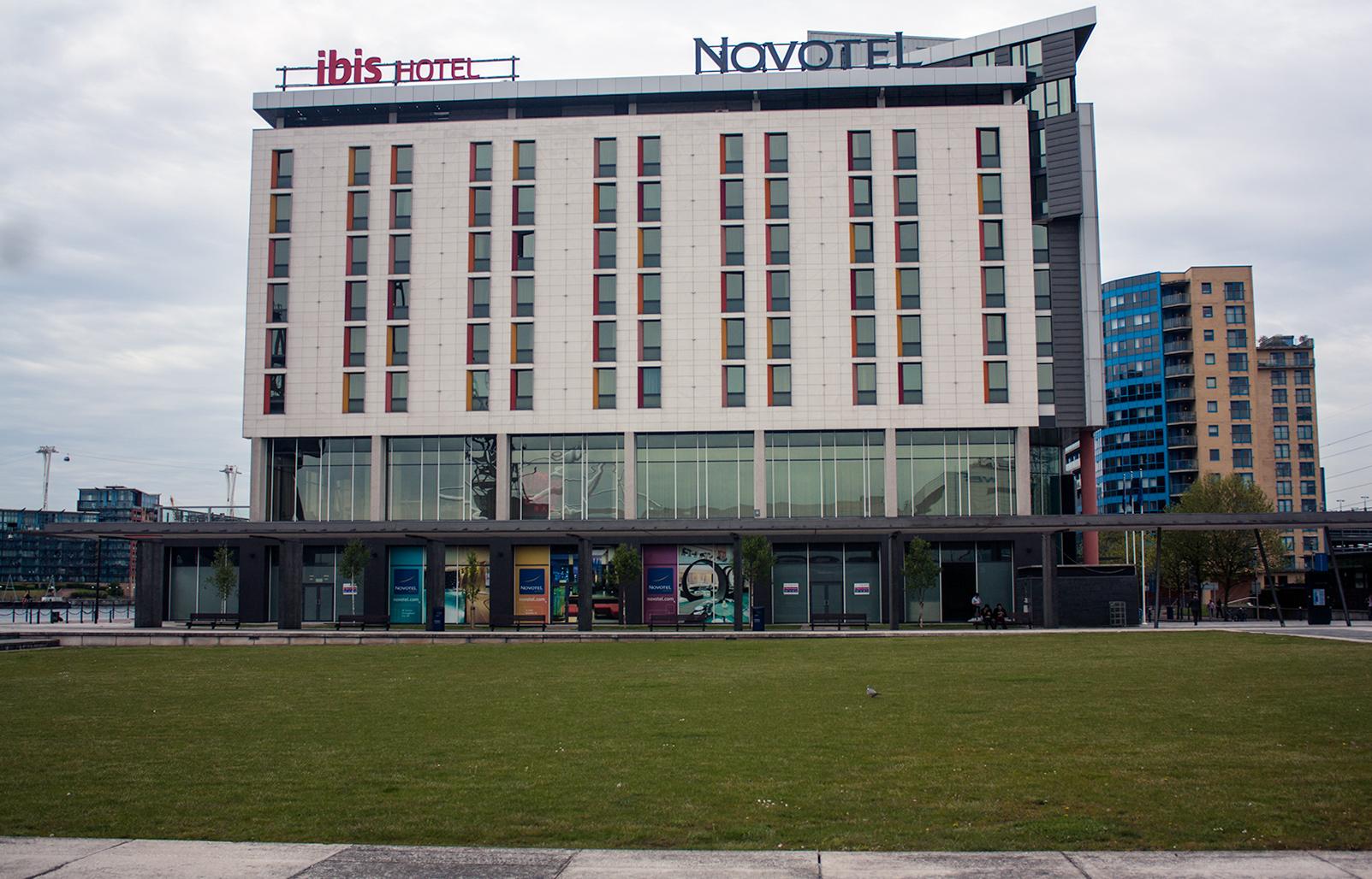 Excel London Hotel Ibis